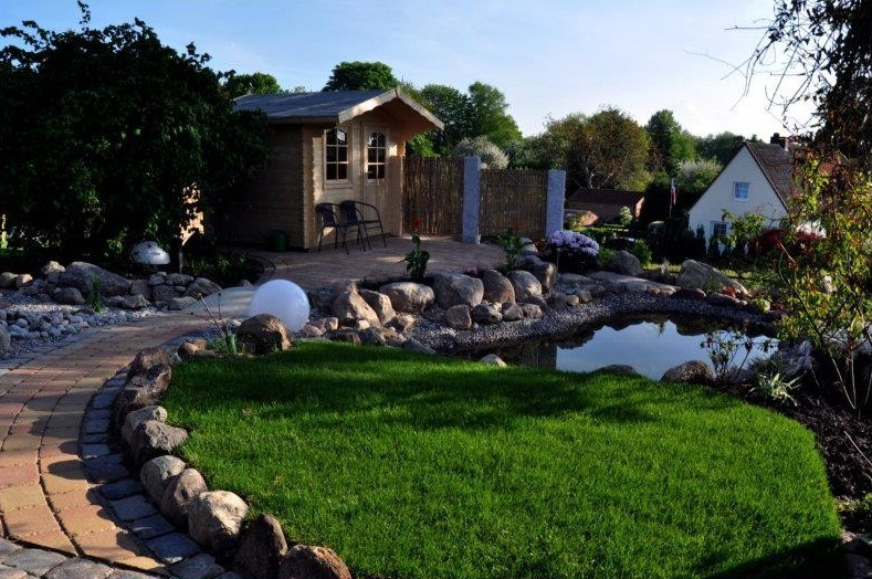 10 Schritte zum Wohlfühlgarten